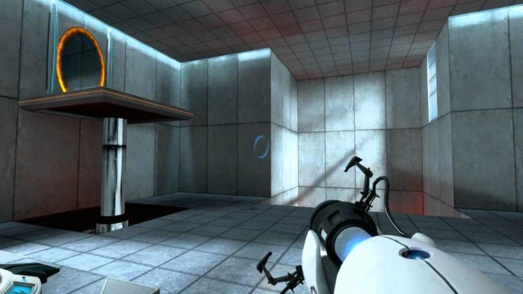 Portal 1 Gameplay