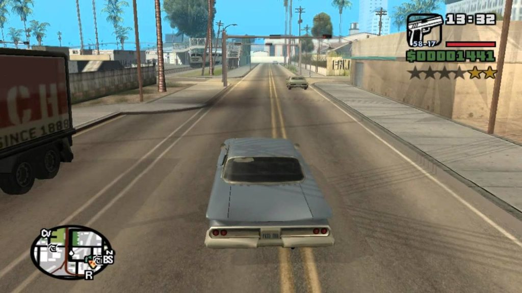 gta san andreas gameplay 4