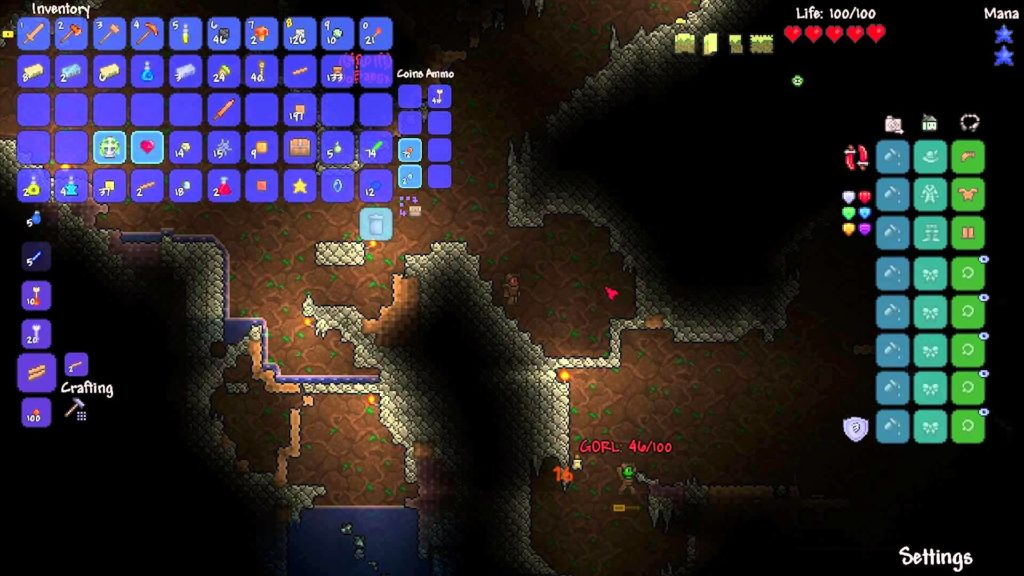 terraria gameplay 2