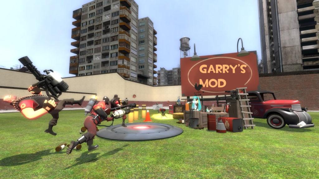 Garrys Mod Gameplay 2