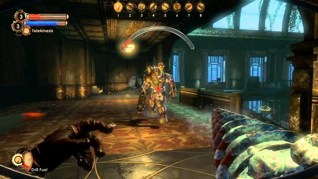 bioshock gameplay 2