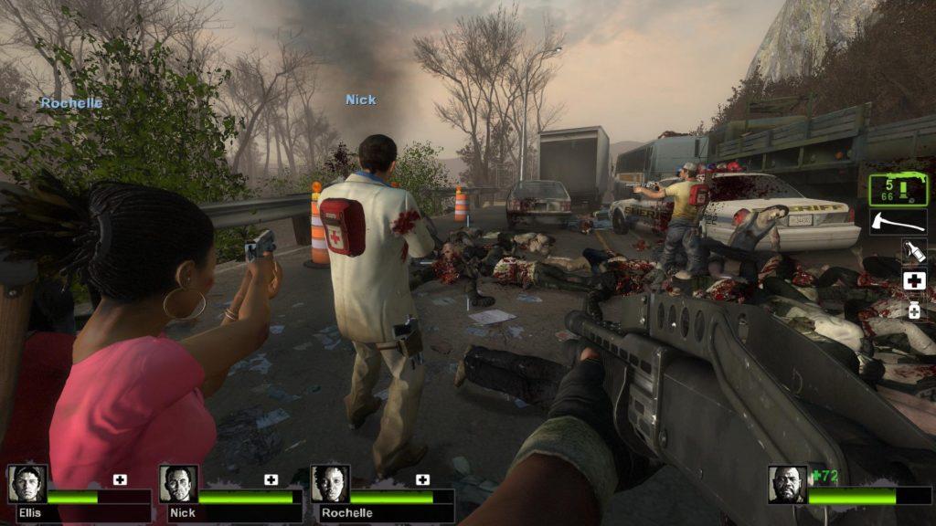left 4 dead 2 gameplay 1