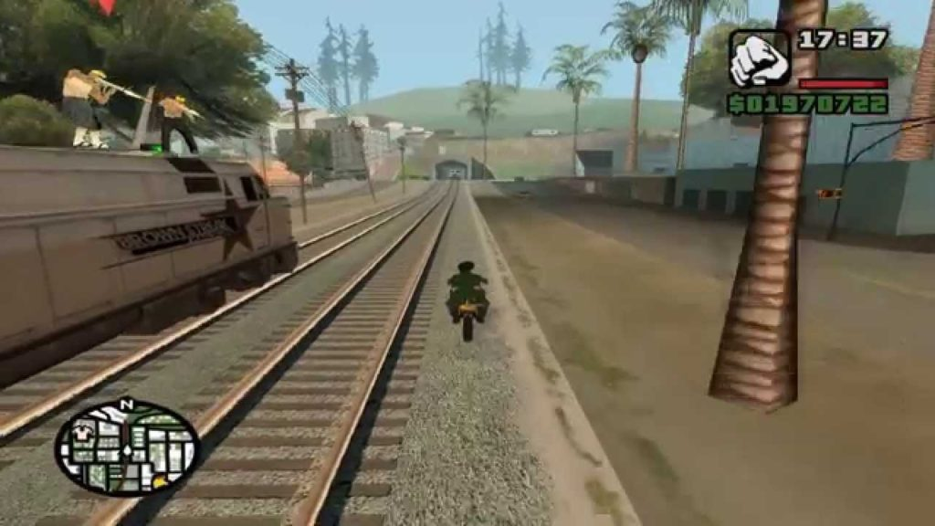 gta san andreas gameplay 2