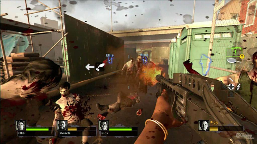 left 4 dead 2 gameplay 2