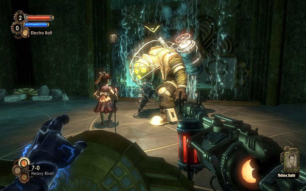 bioshock gameplay 4