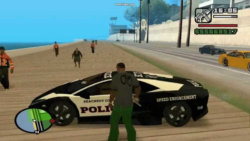gta san andreas gameplay 1