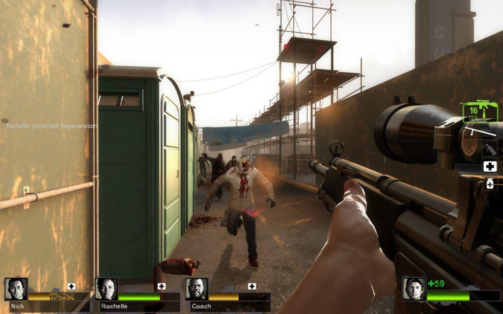 left 4 dead 2 gameplay 3