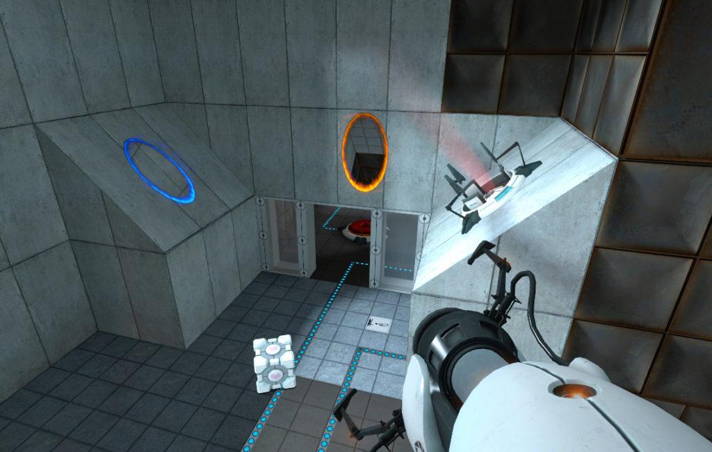 portal 1 gameplay 2